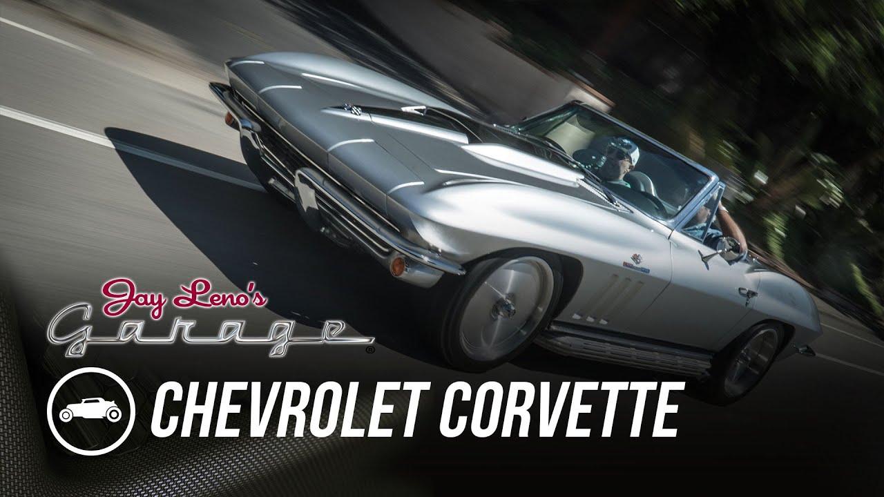 1965 Chevrolet Corvette, Joe Rogan, Jay Leno | GM Authority