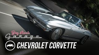 Download Joe Rogan's 1965 Chevrolet Corvette Stingray Restomod - Jay Leno's Garage Mp3 and Videos