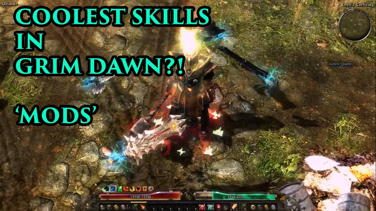 grim dawn how to change class