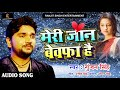 New Hindi Song - Gunjan Singh  - Meri Jaan Bewafa Hai - Latest Hindi Sad Songs 2018