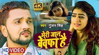 New Hindi Song Gunjan Singh - Meri Jaan Bewafa Hai - Latest Hindi Sad.mp3