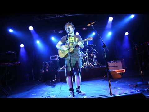 "Ed Sheeran - ""The A Team"" Live at SXSW 2012"