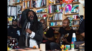 Rev. Sekou And The Seal Breakers: NPR Music Tiny Desk Concert
