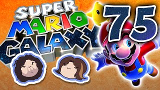 Super Mario Galaxy: Just a Second! - PART 75 - Game Grumps