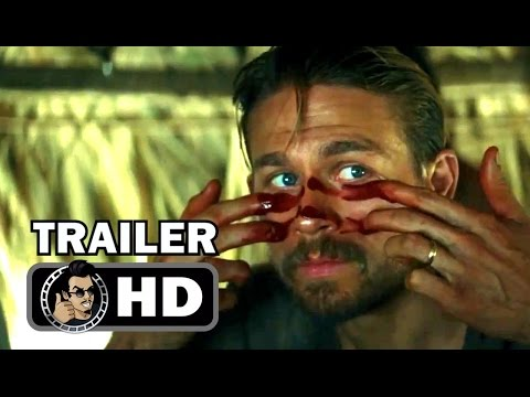 THE LOST CITY OF Z - Official Trailer #2 (2017) Tom Holland Action Adventure Movie HD