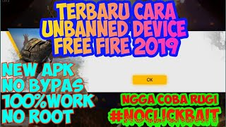 Download Freefire Unban And Unsuspended Any Version No Root