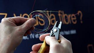 De sa conception à son utilisation la fibre optique accélère à Metz
