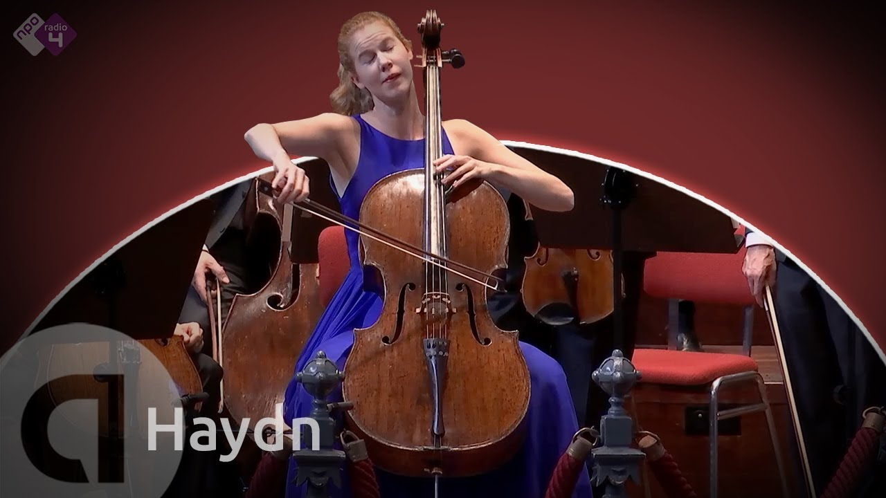 Haydn: Cello Concerto No. 1 in C major - Harriet Krijgh - Live Classical Music Concert