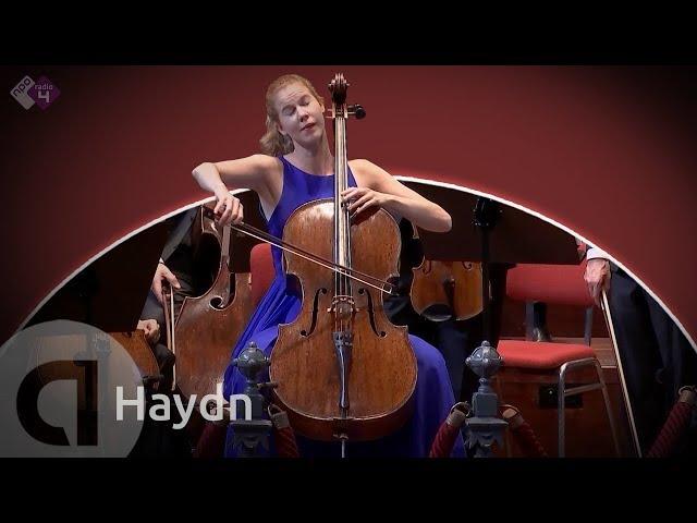 Haydn: Cello Concerto No. 1 in C major - Harriet Krijgh - Live Classical Music Concert