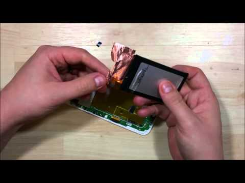 Motorola MOTO G 2nd Gen 2014 - Screen Replacement - Disassembly