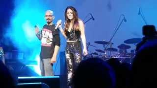 The Person I Am - Ira Losco & David Leguesse LIVE at Ira Losco & Friends Concert 2014