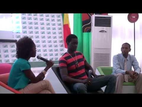 Give1Talks with Souleymane Seye Ndiaye, Abdoul Aziz Niane; Lawndon Grant and Absatou Ndiaye