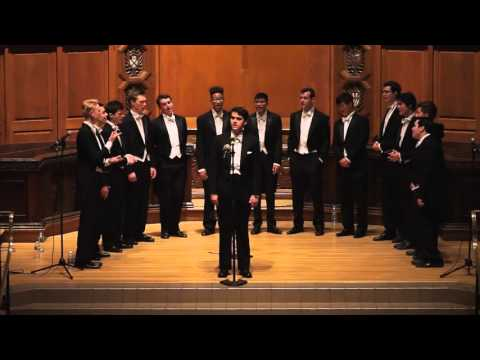 Can't Help Falling in Love - The Yale Whiffenpoofs of 2016