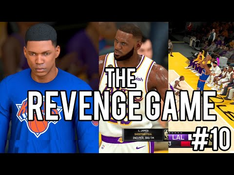 nba-2k20:-the-journey-#10---revenge-game-against-lebron-&-the-lakers!-new-shoe-deal!
