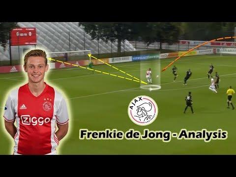 Frenkie de Jong - A Star in Making - Player Analysis - Ajax FC