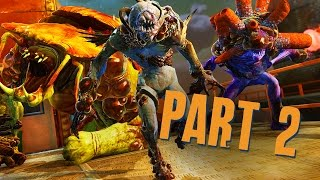 Sunset Overdrive The Mystery of the Mooil Rig - DLC Walkthrough Part 2