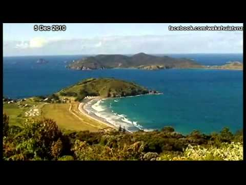 Part 1 of 3 Matauri Bay in the Bay of Islands