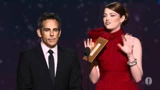 Hugo Wins Visual Effects: 2012 Oscars