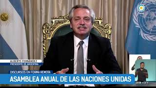 La Asamblea General de la ONU, dominada por la pandemia