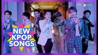 NEW K-POP SONGS | OCTOBER 2018 (WEEK 1)
