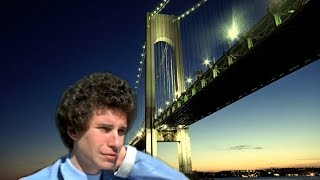 Saturday Night Fever - Bobby C falls to his death below the Verrazano Narrows Bridge