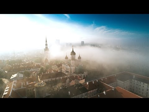 Must watch before YOU visit NORTHERN EUROPE - Tallinn, Eston
