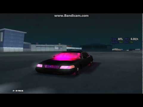 Mod Police Car [ LSPD ]  Ford Crown Victoria
