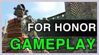 For Honor 13-1 Orochi Killing Spree Gameplay (PC 4k)