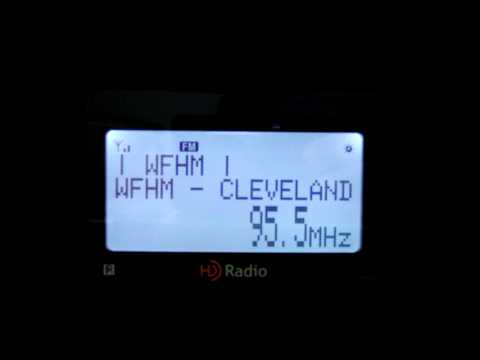 WFHM-FM The Fish (95.5 Cleveland, OH) in Morgantown, WV - Distance: 240 km