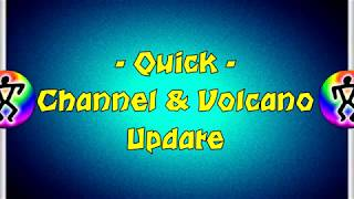 Quick Doing Hawaii Channel and Kilauea Volcano Update