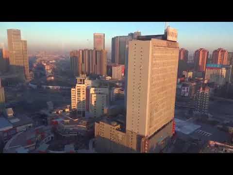 中国河南省郑州市之旅 Zhengzhou City. Henan Province. China ,Travel