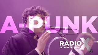 Vampire Weekend - A-Punk LIVE | Soundcheck Sessions | Radio X