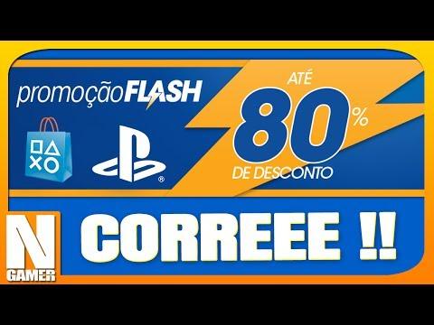 PROMOÇÃO FLASH na PSN !! Desconto para todo lado, CORREE !! - Noberto Gamer