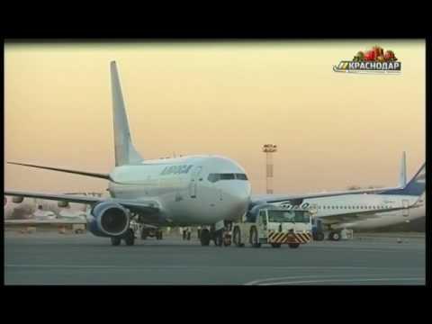 Из Краснодара запустят авиарейсы в Махачкалу