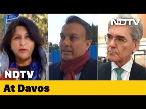 The India Story At Davos: Has It Stalled?