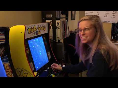 Arcade1up Pac-man Cabinet Achieved!  Early Impressions!