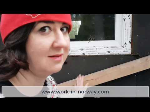 Как строят дома в Норвегии, строительные стандарты, личный опыт