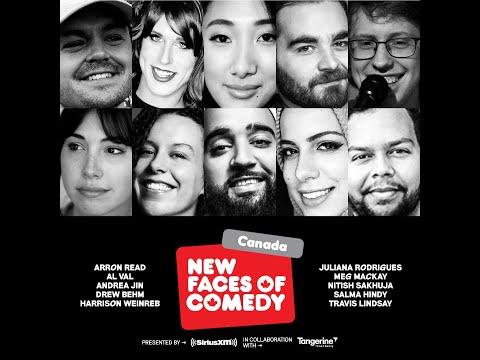 New Faces: Canada -  Aaron Read
