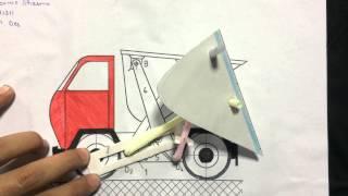Dump Truck Mechanism