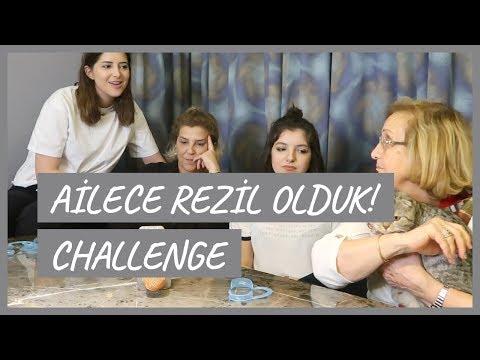 Başarısız Challenge Deneyimi | Ailece Rezil Olduk