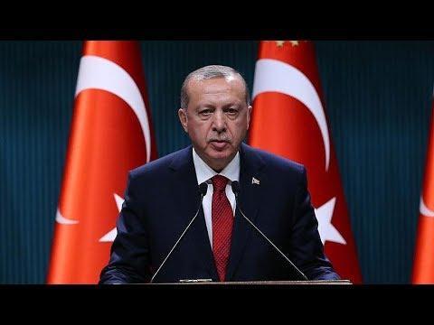 Cumhurbaşkanı Erdoğan, DEİK Genel Kurulunda konuşuyor