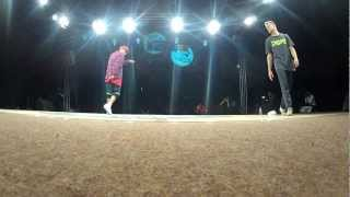 Niek vs Hill - Final BOTY Solo Bboy 2012