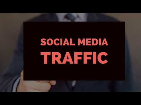 How To Increase Traffic On Website Through Social Media | Targeted Social Media Traffic