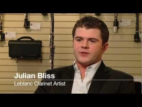 Influence of Benny Goodman | Julian Bliss Interview