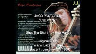 Jaco Pastorius – Live In Italy (I Shot The Sheriff) & Bireli Lagrene