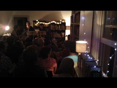 Ashleigh Southam live @ Red Wheel barrow books 2010