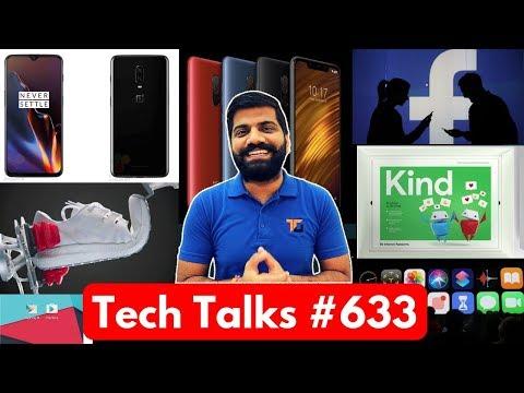 Tech Talks #633 - Facebook Stolen Data, Internet Down, Poco F1 Offline, Vivo Z3i, 10 Trillion FPS
