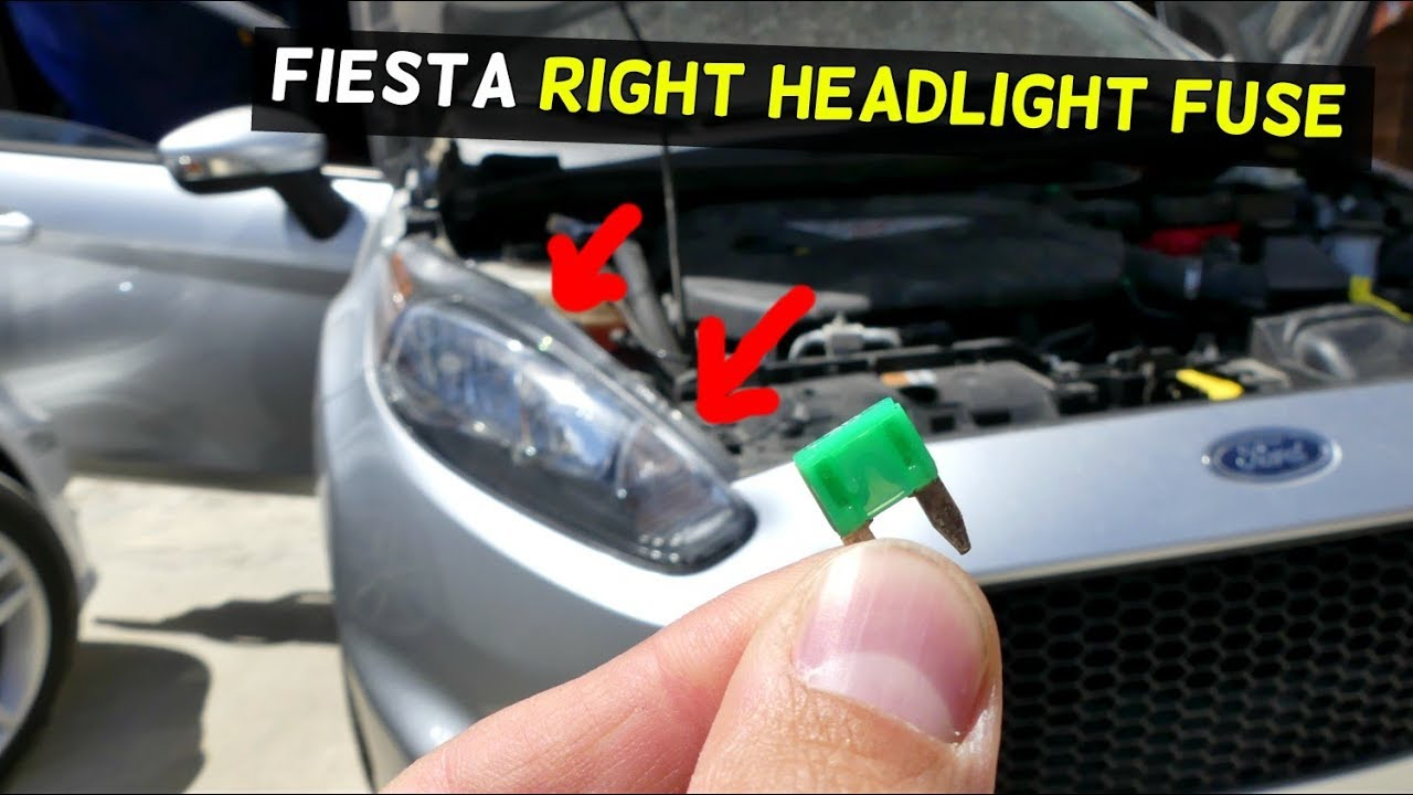 small resolution of front right headlight fuse location replacement mk7 st