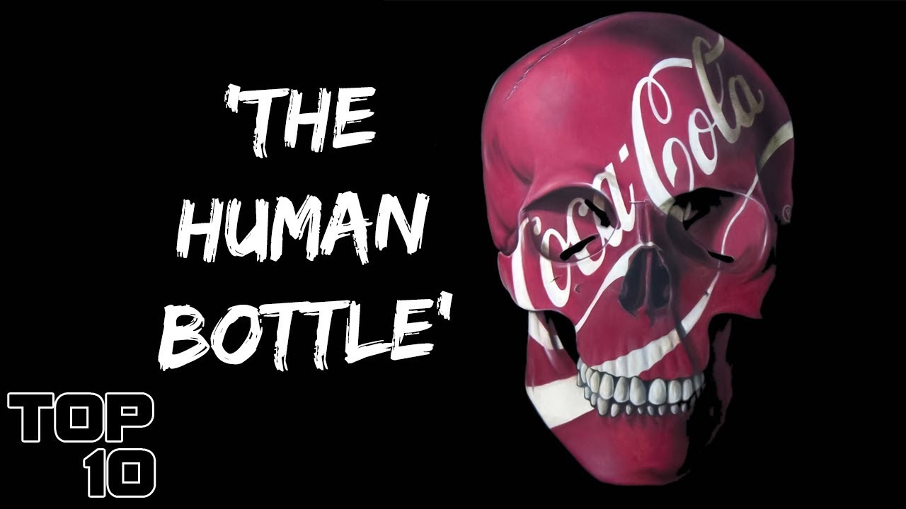 Top 10 Scary Coca Cola Urban Legends Youtube