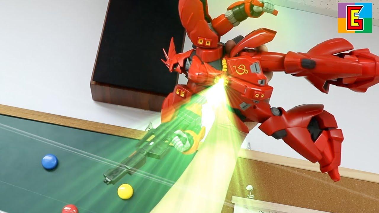 EPIC SCHOOL FIGHT 🔥 中二病 GUNDAM Char's Counterattack 機動戦士ガンダム 逆襲のシャア